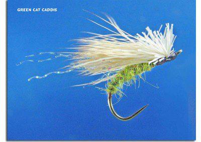 Green Cat Caddis