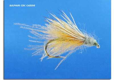 Sulphur CDC Caddis
